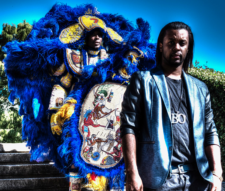 BSBR Bo Dollis and the Wild Magnolias